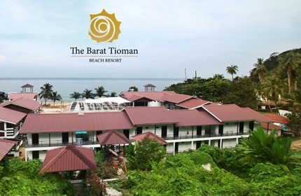 3 Days 2 Nights Barat Tioman