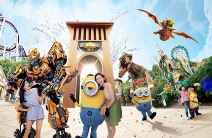 2 Days 1 Night Or 3 Days 2 Nights Johor Bharu Plus Universal Studios Singapore