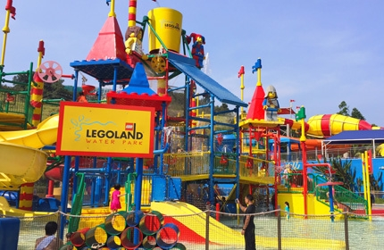 Legoland Ticket with Transfers