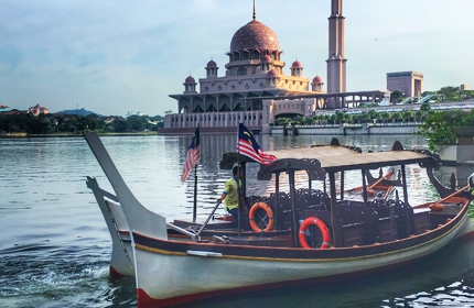 Putrajaya Sightseeing & Lake Cruise