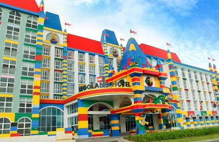3 Days 2 Nights Legoland Hotel